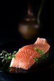 Scottish Salmon Fillet II Fotografie Stock Libere da Diritti