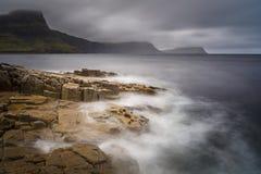 Scottish shores Royalty Free Stock Photos