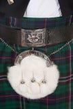 Scottish sporran Stock Photos