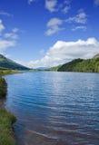 Scottish summer landscape Stock Images