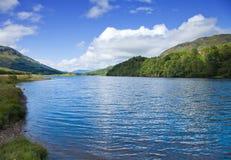 Scottish summer landscape Stock Image