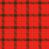 Scottish tartan Royalty Free Stock Photo