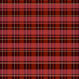 Scottish tartan cloth Royalty Free Stock Image