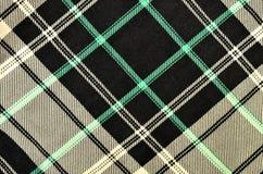 Scottish tartan pattern. Stock Photos
