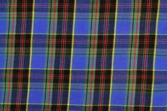 Scottish tartan pattern. Stock Images