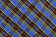 Scottish tartan pattern. Royalty Free Stock Photography