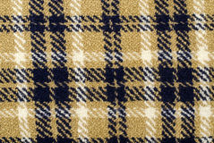 Scottish tartan pattern. Stock Images