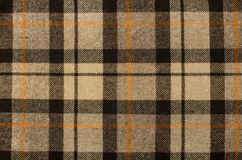 Scottish tartan pattern. Royalty Free Stock Photography