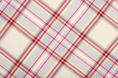Scottish tartan pattern. Royalty Free Stock Photos