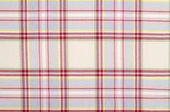 Scottish tartan pattern. Stock Image