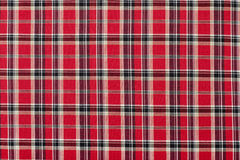 Scottish tartan pattern. Stock Photography