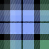 Scottish tartan plaid Stock Photo