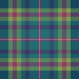 Scottish tartan seamless Royalty Free Stock Image