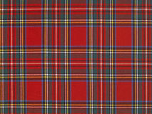 Scottish tissue, high resolution Stock Image