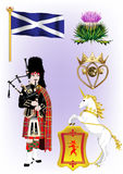 Scottish Vector Illustrations Stock Photos