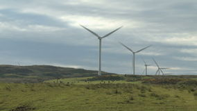 Scottish wind farm Royalty Free Stock Photo