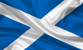 scottland флага Стоковые Изображения