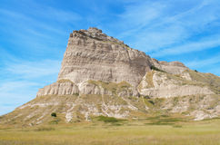 Scotts Bluff National Monument Stock Images