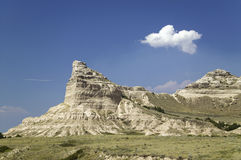 Scotts Bluff National Monument, Stock Image