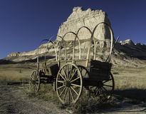 Scotts Bluff National Monument Stock Photography