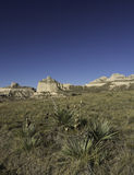 Scotts Bluff National Monument Royalty Free Stock Images