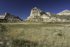 Scotts Bluff National Monument Stock Photos