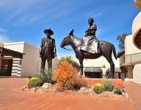 Scottsdale, Αριζόνα: Winfield και μνημείο της Helen Scott στοκ εικόνα