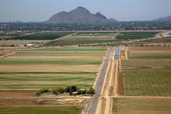 Scottsdale σε Glendale Στοκ Εικόνες