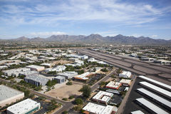 Scottsdale Airport Royalty Free Stock Photography