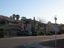 Scottsdale als Vorstadt-ranchland, die Stadt ist ein sportlicher dennoch entspannter Erholungsortbestimmungsort geworden, der für lizenzfreie stockbilder