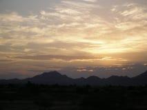 Scottsdale als Vorstadt-ranchland, die Stadt ist ein sportlicher dennoch entspannter Erholungsortbestimmungsort geworden, der für lizenzfreies stockfoto