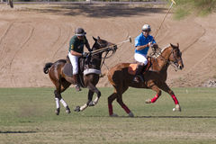 Scottsdale Arizona Polo Match Royalty Free Stock Photography