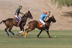 Scottsdale Arizona Polo Match Stock Images
