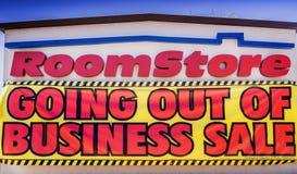 Scottsdale, Az, Jun vijftiende, 2016 RoomStore Royalty-vrije Stock Fotografie
