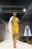 SCOTTSDALE,AZ-OCTOBER 3,Models showcasing designs Royalty Free Stock Photo