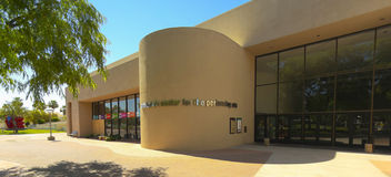 A Scottsdale Center for the Performing Arts Stock Photo