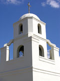 Scottsdale Church. Tower on an historic church, Scottsdale, Arizona Royalty Free Stock Images