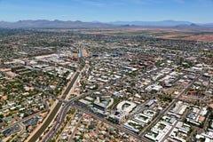 Scottsdale del centro, Arizona Fotografia Stock