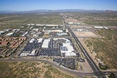 Scottsdale del norte Imágenes de archivo libres de regalías