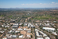 Scottsdale du nord, Arizona Images libres de droits