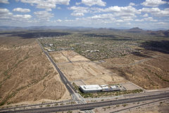 Scottsdale einer Stockfotos