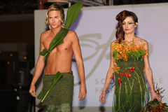 Scottsdale Fashion Week Royalty Free Stock Photo