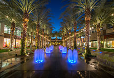 Scottsdale Quarter, North Scottsdale, USA Royalty Free Stock Photos