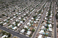 Scottsdale Suburb Stock Photography