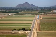 Scottsdale zu Glendale Stockfoto