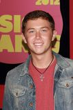 Scotty McCreery  at the 2012 CMT Music Awards, Bridgestone Arena, Nashville, TN 06-06-12. Scotty McCreery   at the 2012 CMT Music Awards, Bridgestone Arena Royalty Free Stock Photo