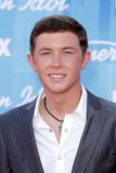 Scotty McCreery. At the American Idol 2012 Finale, Nokia Theatre, Los Angeles, CA 05-23-12 Stock Photo