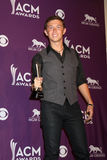 Scotty McCreery. LAS VEGAS - APR 1:  Scotty McCreery in the press room  at the 2012 Academy of Country Music Awards at MGM Grand Garden Arena on April 1, 2010 in Royalty Free Stock Images
