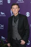 Scotty McCreery at the 47th Academy Of Country Music Awards Arrivals, MGM Grand, Las Vegas, NV 04-01-12. Scotty McCreery  at the 47th Academy Of Country Music Royalty Free Stock Images