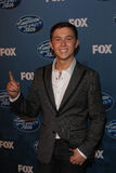 Scotty McCreery. At the 'American Idol' Season 10 Finale Press Room,  Nokia Theatre L.A. Live, Los Angeles, CA 05-25-11 Royalty Free Stock Photos